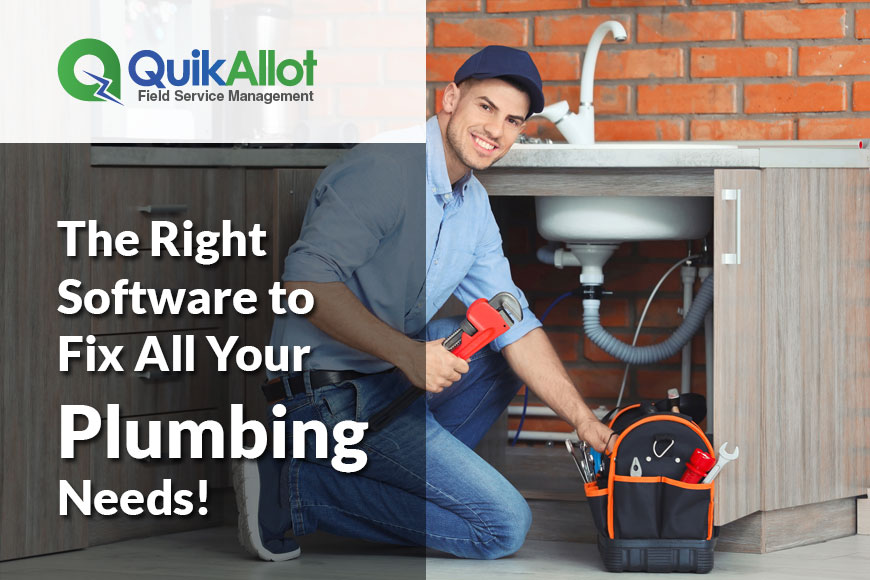 What To Consider Before Choosing A Software For Your Plumbing Business